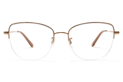 Garrett Leight - Pershing Rose Gold-Dove