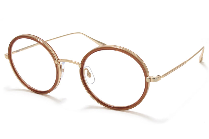 Garrett Leight - Playa Eyeglasses Auburn-Gold