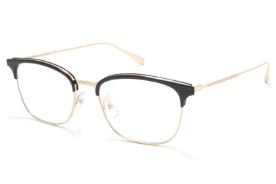 Garrett Leight® - Talbert Eyeglasses Black-Gold