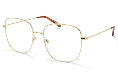 Garrett Leight® - Tuscany Eyeglasses Gold-Dark Honey Tortoise