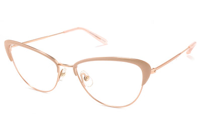 Garrett Leight® - Vista Eyeglasses Rose Gold-Pink Blush