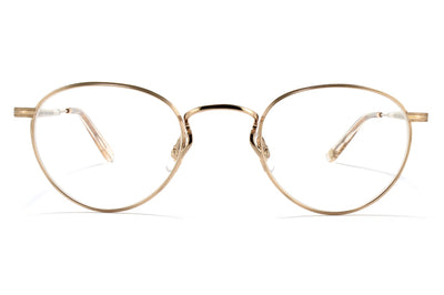 Garrett Leight - Walgrove M Eyeglasses Rose Gold-Nude