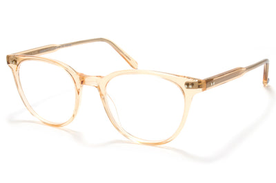 Garrett Leight - Wellesley Eyeglasses Pink Crystal