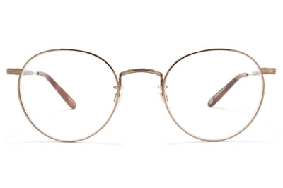 Garrett Leight® - Wilson M Eyeglasses Copper-Matte Dark Honey Tortoise