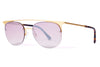 Bob Sdrunk Sunglasses - Jerry Matte Gold