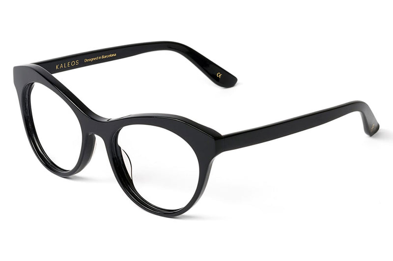 Kaleos Eyehunters - Bishop Eyeglasses Black