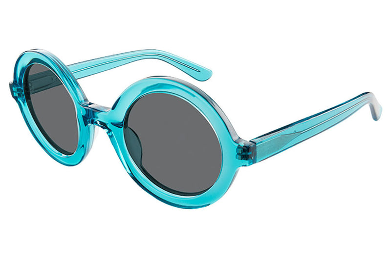 Kaleos Eyehunters - Curran Sunglasses Transparent Blue