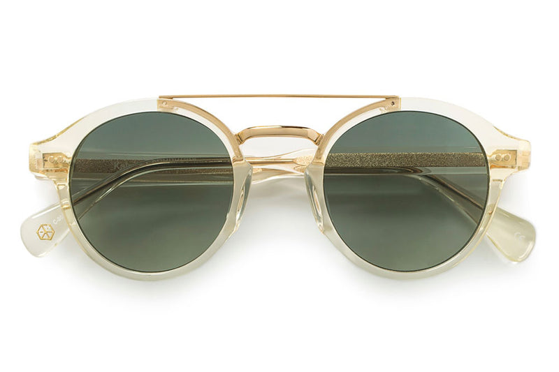 Kaleos Eyehunters - Gage Sunglasses Black/Gold