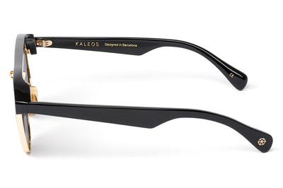 Kaleos Eyehunters - Kimble Sunglasses Black/Gold