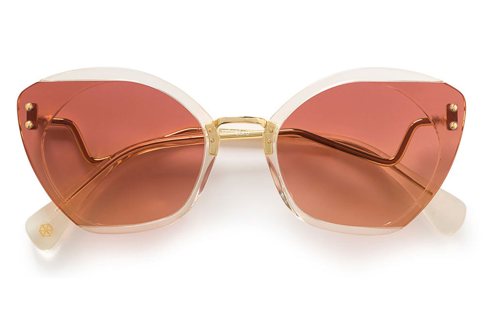 Kaleos Eyehunters - Lord Sunglasses Champagne