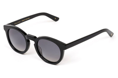 Kaleos Eyehunters - Ocean Sunglasses Black with Grey Lenses