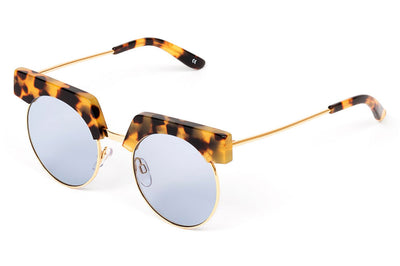 Kaleos Eyehunters - Organa Sunglasses Honey Tortoise