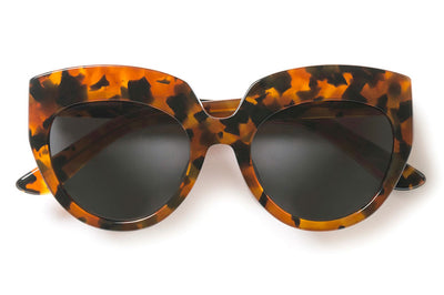 Kaleos Eyehunters - Satine Sunglasses Honey Tortoise