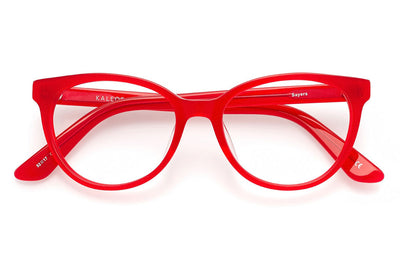 Kaleos Eyehunters - Sayers Eyeglasses Red