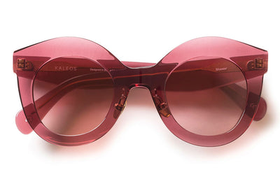 Kaleos Eyehunters - Shawer Sunglasses Raspberry