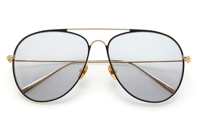 Kaleos Eyehunters - Somerset Sunglasses Gold/Black