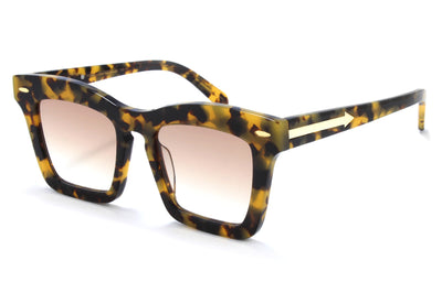 Karen Walker - Banks Sunglasses Crazy Tort