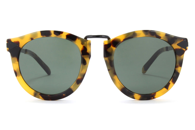 Karen Walker - Harvest Sunglasses Crazy Tort