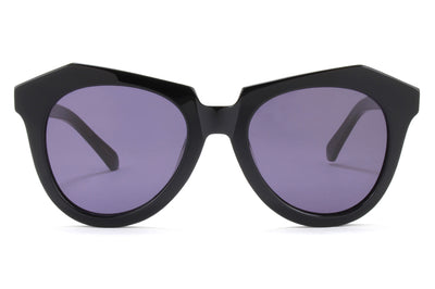 Karen Walker - Number One Sunglasses Black