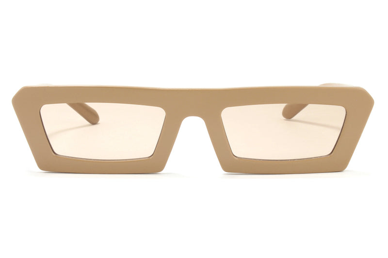 Karen Walker - Shipwrecks Sunglasses Caramel