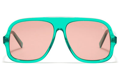 Bob Sdrunk - Lenny Sunglasses Transparent Green