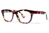 Bob Sdrunk Eyeglasses - Louis Honey Tortoise