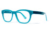 Bob Sdrunk Eyeglasses - Louis Emerald Green