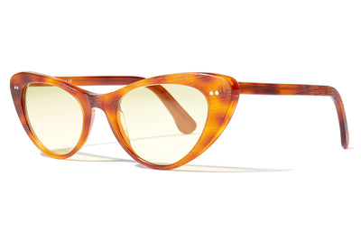 Bob Sdrunk Sunglasses - Mariposa Matte Honey Tortoise