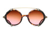 Matsuda Sunglasses - M2030 Dark Tortoise w/ Brown Gradient Lens