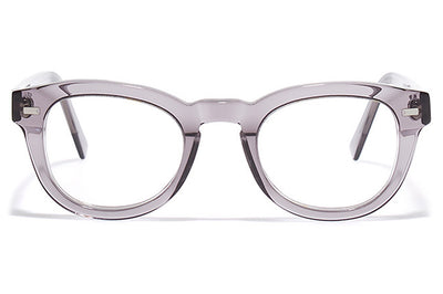 Bob Sdrunk - Matt Eyeglasses Transparent Grey