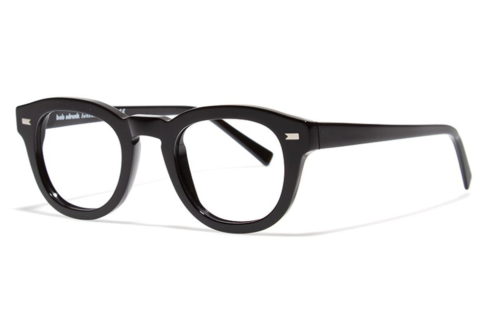 Bob Sdrunk - Matt Eyeglasses Black