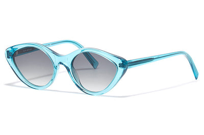 Bob Sdrunk - Miriam Sunglasses Transparent Blue