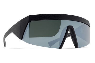 MYKITA & Bernhard Willhelm - Vice MM7 Storm/Black with Silver Flash Lens