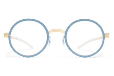 MYKITA Eyewear - Bibi Gold/Blue Grey