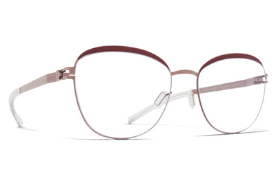 MYKITA - Charlene Eyeglasses Purple Bronze/Cranberry