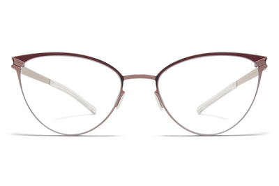 MYKITA - Cynthia Eyeglasses Purple Bronze/Cranberry