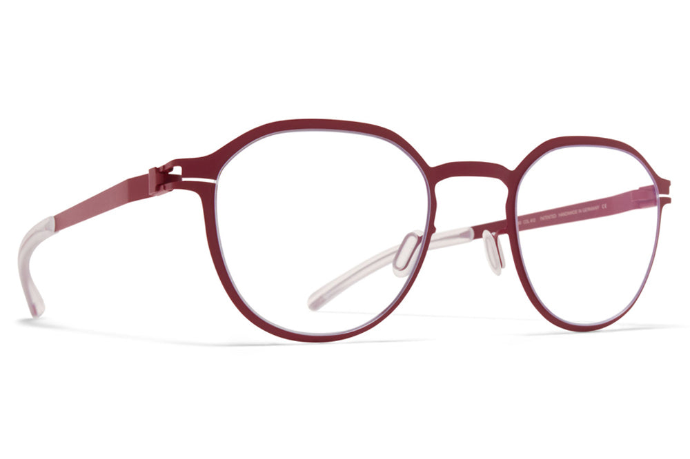 MYKITA - Ellington Eyeglasses Cranberry