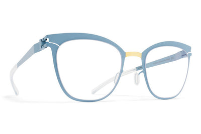 MYKITA Eyewear - Virna Gold/Blue Grey