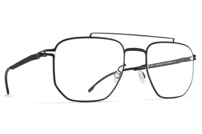 MYKITA | Leica - ML08 Eyeglasses Black/White Edges