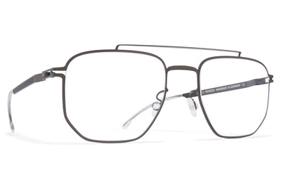 MYKITA | Leica - ML08 Eyeglasses Leica Anthracite/Jet Black Edges