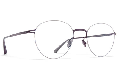 MYKITA LESSRIM - Eito Eyeglasses Blackberry/Cinerous Grey