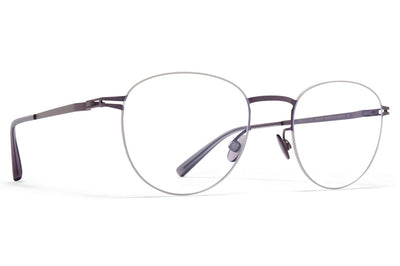 MYKITA LESSRIM - Taro Eyeglasses Blackberry/Cinerous Grey