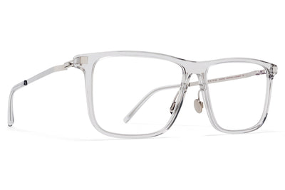MYKITA Eyewear - Ailo with Nose Pads Stone Water/Shiny Silver