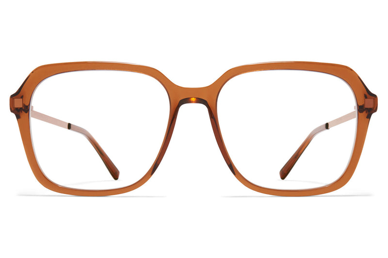 MYKITA - Amka Eyeglasses Topaz/Shiny Copper