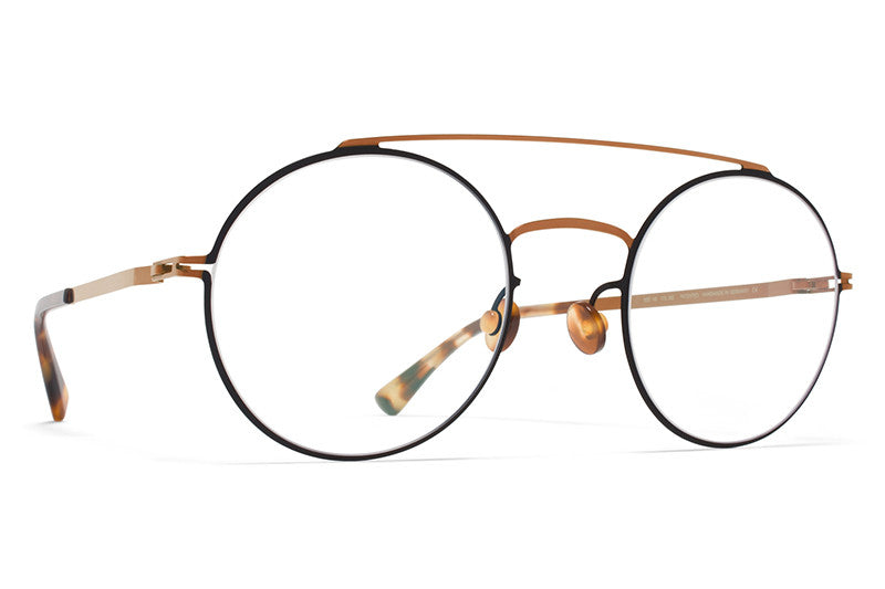 MYKITA Eyewear - Anyu Shiny Copper/Black