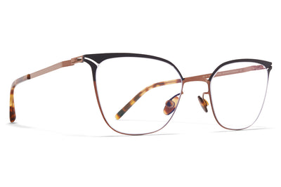 MYKITA - Arielle Eyeglasses Shiny Copper/Black