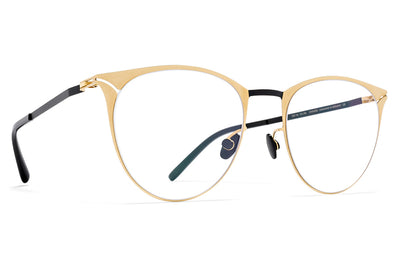 MYKITA Eyewear - Bella Gold/Black