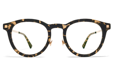 MYKITA Eyewear - Elve with Nose Pads Antigua/Champagne Gold