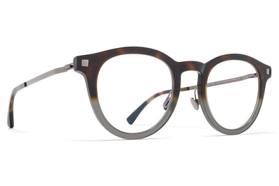 MYKITA Eyewear - Elve with Nose Pads Santiago Gradient/Shiny Graphite