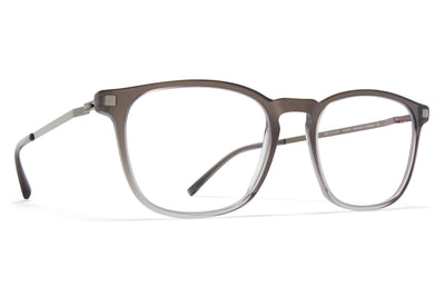 MYKITA - Haldur Eyeglasses Grey Gradient/Shiny Graphite